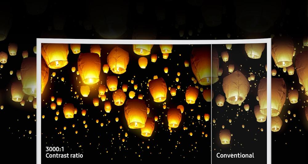 Samsung'un gelişmiş ekran teknolojisiyle üstün görüntü kalitesi