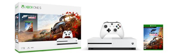 Xbox One S 1 TB Konsol - Forza Horizon 4 Paketi içeriği*: