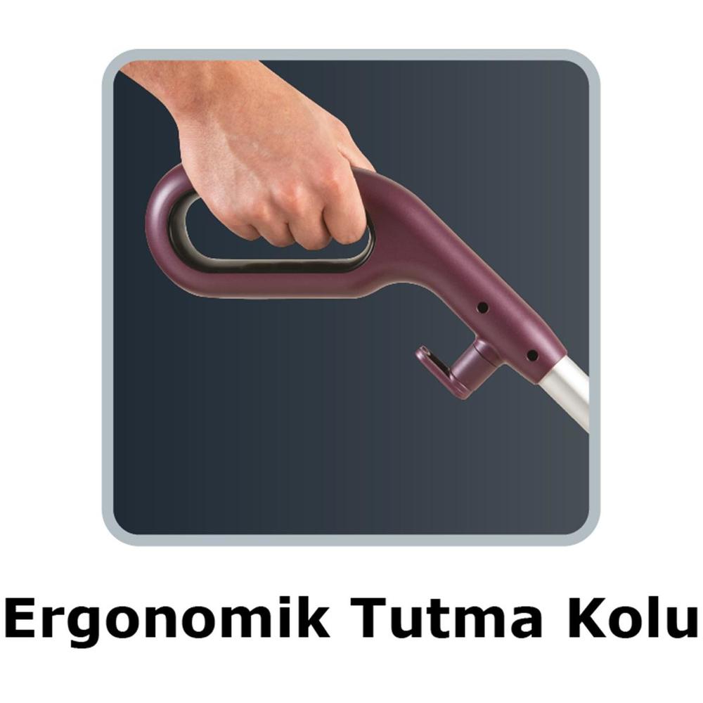 Ergonomik Tutma Kolu