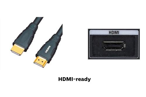 HDMI-Ready