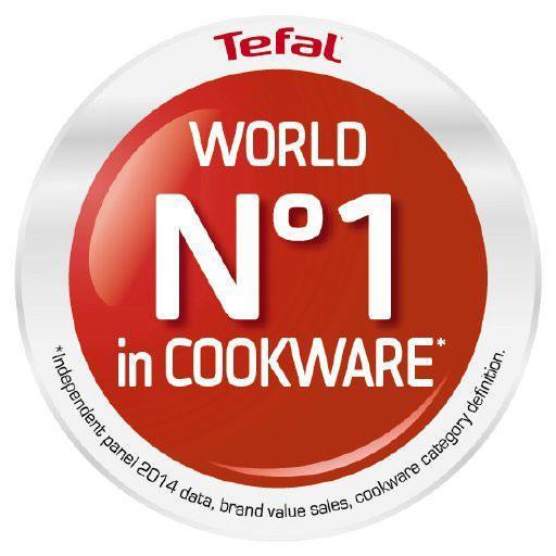 Tefal: Pişirme Gereçlerinde Dünyanın 1 Numarası*