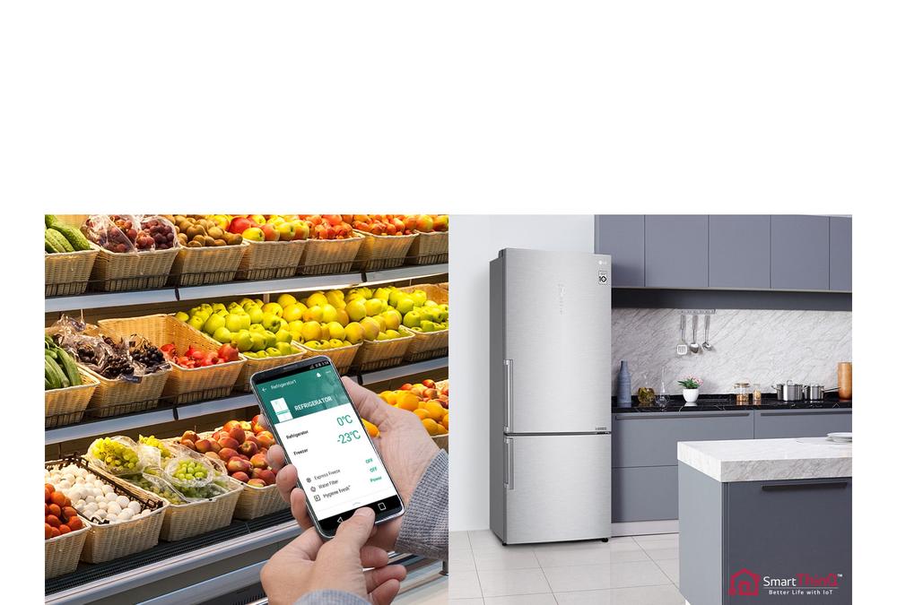 Buzdolabı Ayarlarınızı Uzaktan Yapın