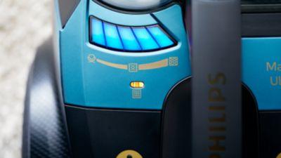 PowerMax Sensörü, filtrenin değiştirilme zamanı geldiğinde size haber verir
