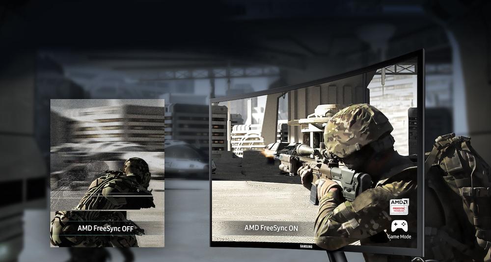 AMD FreeSync ile kusursuz ve kesintisiz oyun deneyimi
