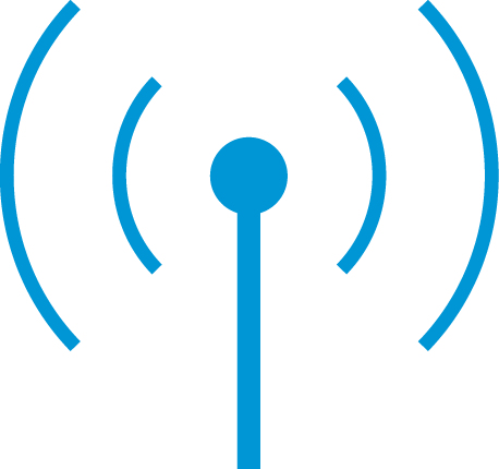 Wi-Fi 5 (1x1) e Bluetooth® 4.2