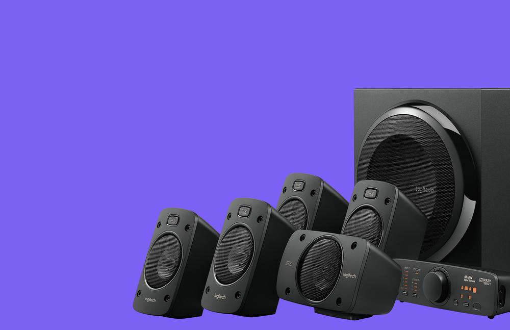 1000 Watt di potenza sonora