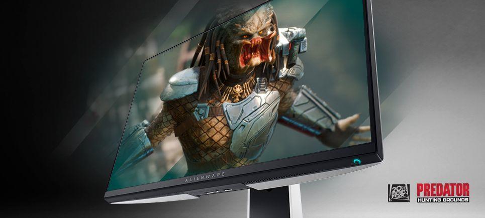 """Dữ liệu sản phẩm Alienware AW2521HFL 62,2 cm (24.5"""") 1920 x 1080 pixels  Full HD LCD Màu đen Màn hình LCD cho máy tính bàn (PC) (GAME-AW2521HFL)"""