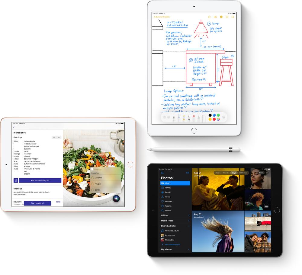 iPadOS fa ancora di più.