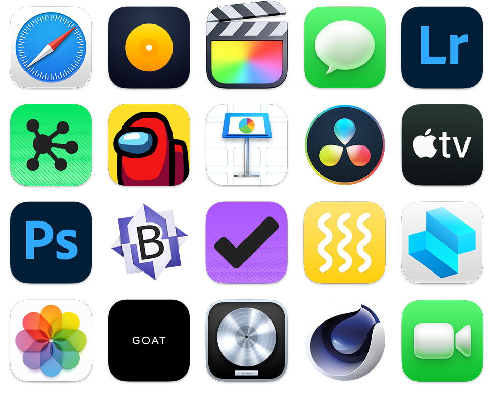 Una raccolta di app che non conosce limiti.