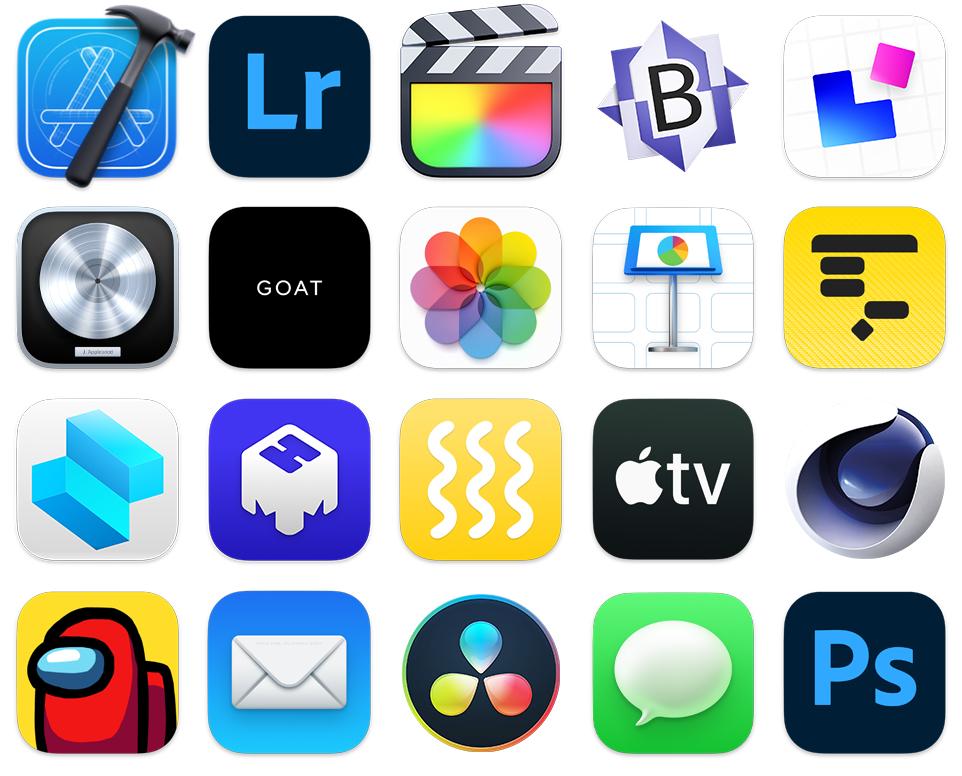 Una raccolta di app che non conosce limiti