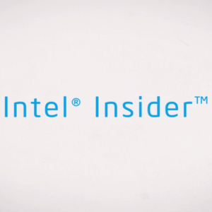 Intel© Insider™ - Lenovo | Enter Computers