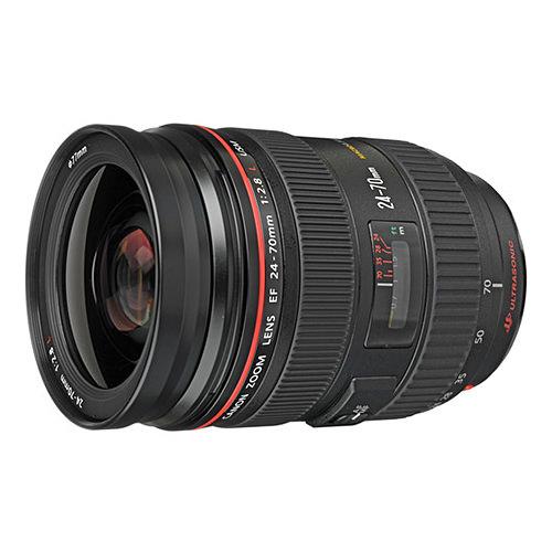 Canon EF 24-70mm f/2.8L USM Nero