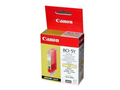 Canon BCI-5Y Giallo cartuccia d
