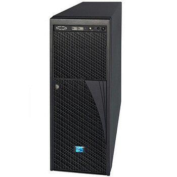 Intel P4308XXMHDR Portabagagli 460W Nero vane portacomputer
