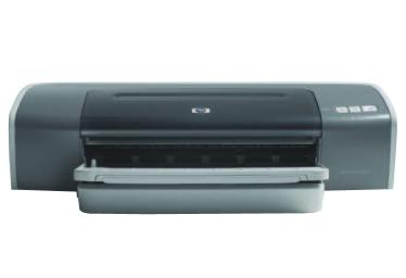HP Deskjet 9680gp Colore 4800 x 1200DPI A3 Nero, Grigio stampante a getto d