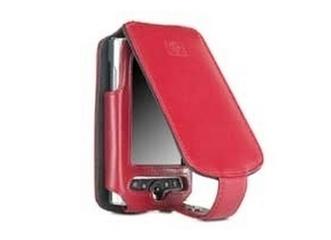 HP FA349A Custodia a libro Rosso valigetta porta attrezzi