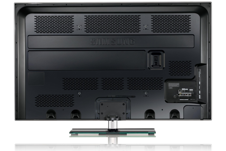 """Samsung PS51E550D1K 51"""" Full HD Compatibilità 3D Nero TV al plasma"""