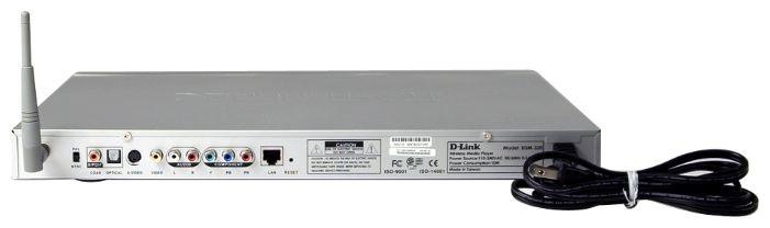 D-Link DSM-320/E Wi-Fi Argento lettore multimediale