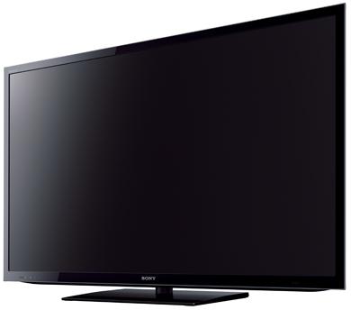 """Sony KDL-55HX751 55"""" Full HD Compatibilità 3D Wi-Fi Nero LED TV"""