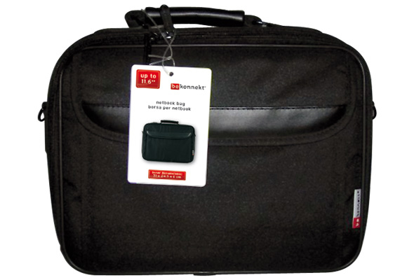 "Cellularline BKLTBAG13 13.3"" Borsa da corriere Nero borsa per notebook"