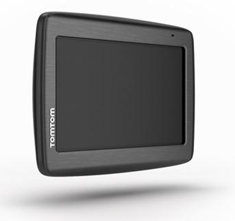 """TomTom Via 130 Palmare/Fisso 4.3"""" LCD Touch screen 146g Nero navigatore"""