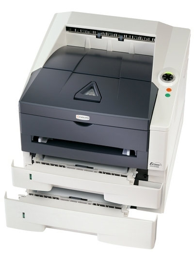 KYOCERA FS-1100N + NIC 1200 x 1200DPI A4