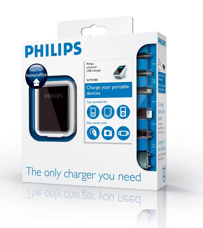 Philips Power2Charge SCM4480/12