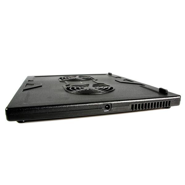 StarTech.com Cooler laptop leggero con 2 ventole