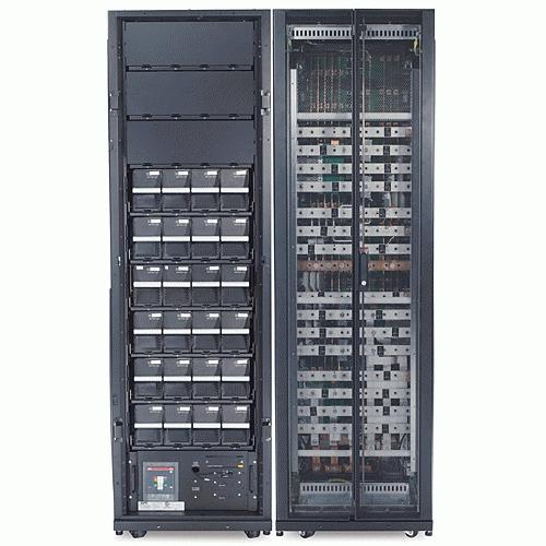 APC Symmetra PX 64kW Scalable to 160kW, 400V 64000VA Nero gruppo di continuità (UPS)