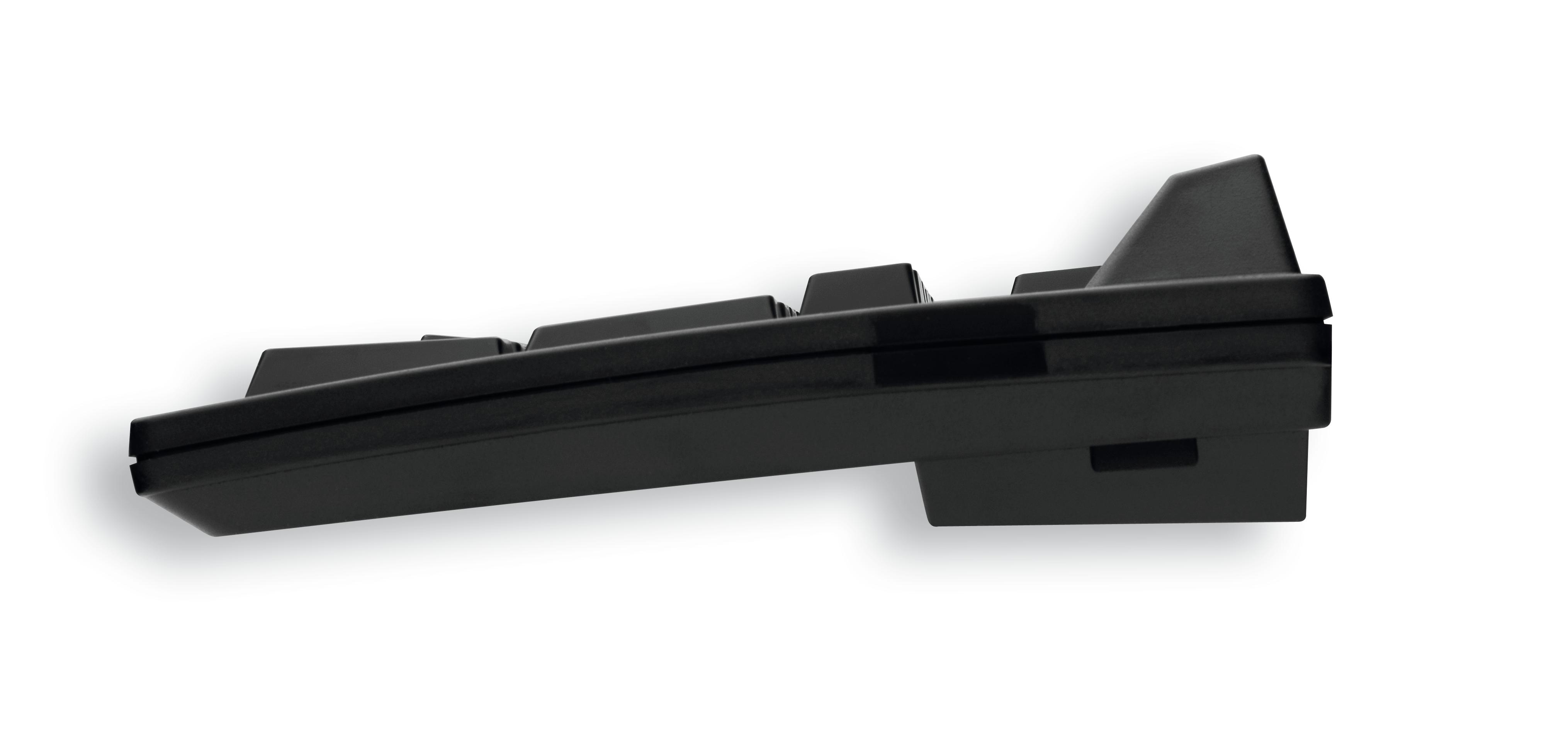 Cherry G83-6644 USB QWERTY Inglese UK Nero tastiera
