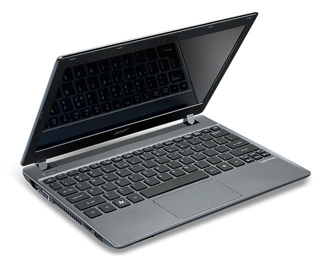 """Acer Aspire 171-32366G50ass 1.4GHz i3-2367M 11.6"""" 1366 x 768Pixel Argento"""