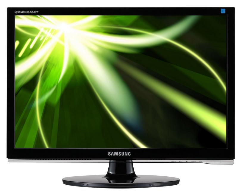 """Samsung 2053BW 20"""" Nero monitor piatto per PC"""