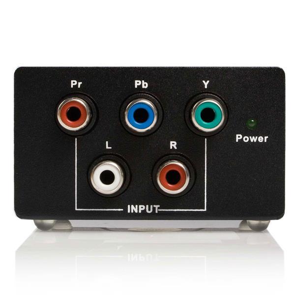 StarTech.com Video & Audio Converter convertitore multimediale di rete