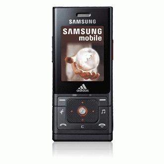 "Samsung F110 2"" 80g Nero"