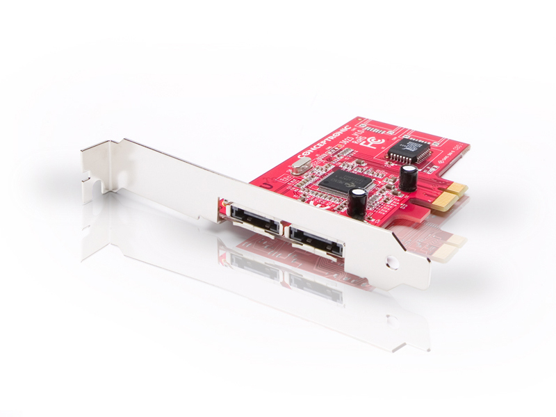 Conceptronic 2 Porte eSATA PCI Express card