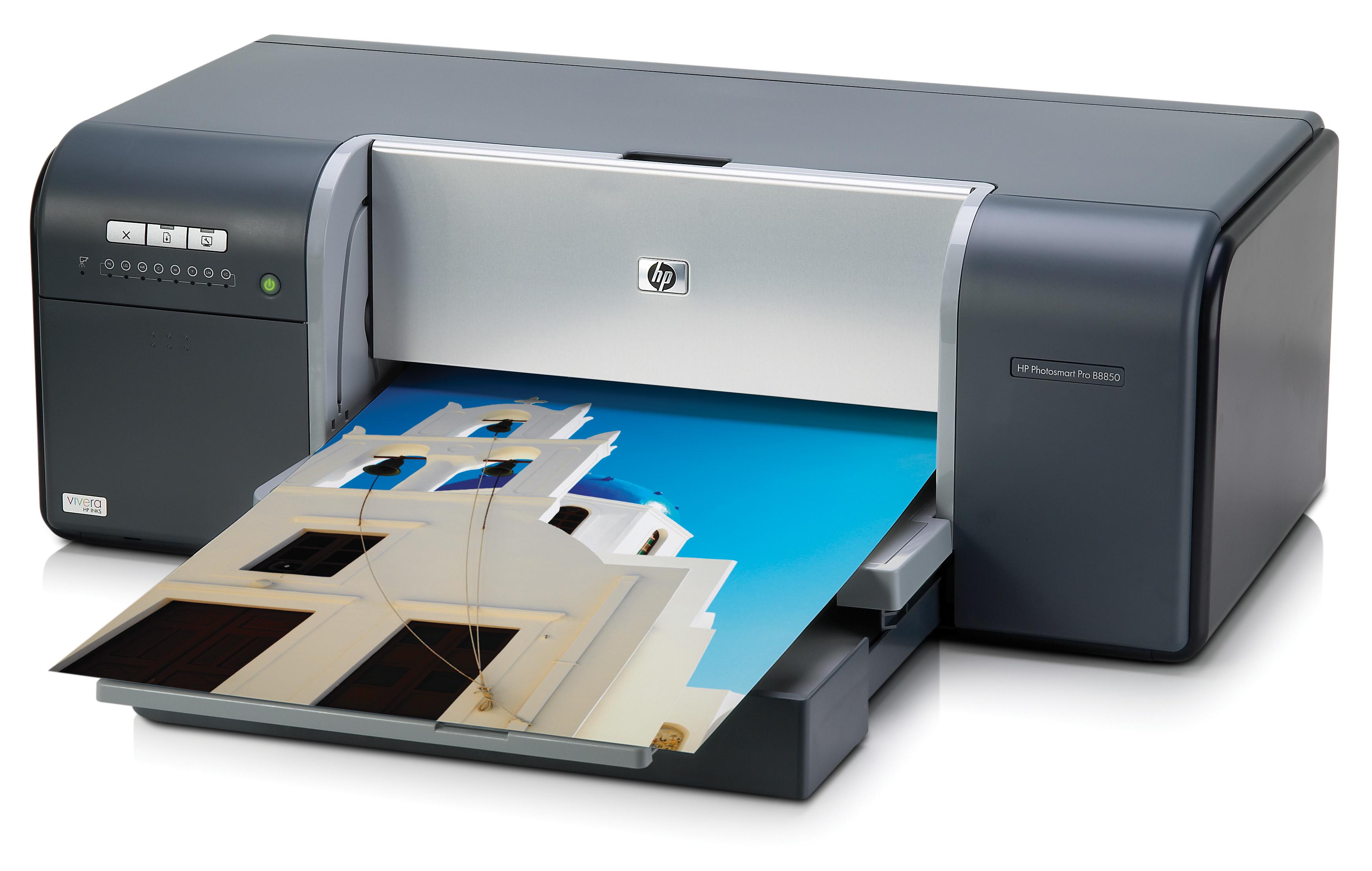 HP Photosmart Pro B8850 Ad inchiostro 4800 x 1200DPI Nero stampante per foto