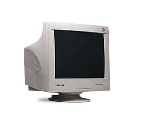 "Samsung 1100P+ 21"" 1800 x 1440Pixel monitor CRT"