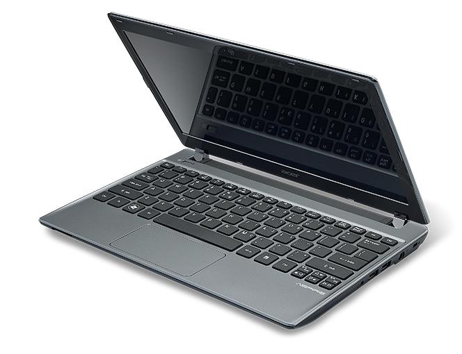 "Acer Aspire 171-32364G50ass 1.4GHz i3-2367M 11.6"" 1366 x 768Pixel Argento Computer portatile"