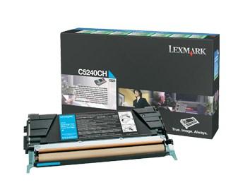 Lexmark 00C5240CH Ciano