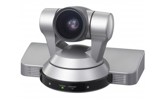 Sony EVI-HD1 2MP 1920 x 1080Pixel RCA Nero, Argento webcam
