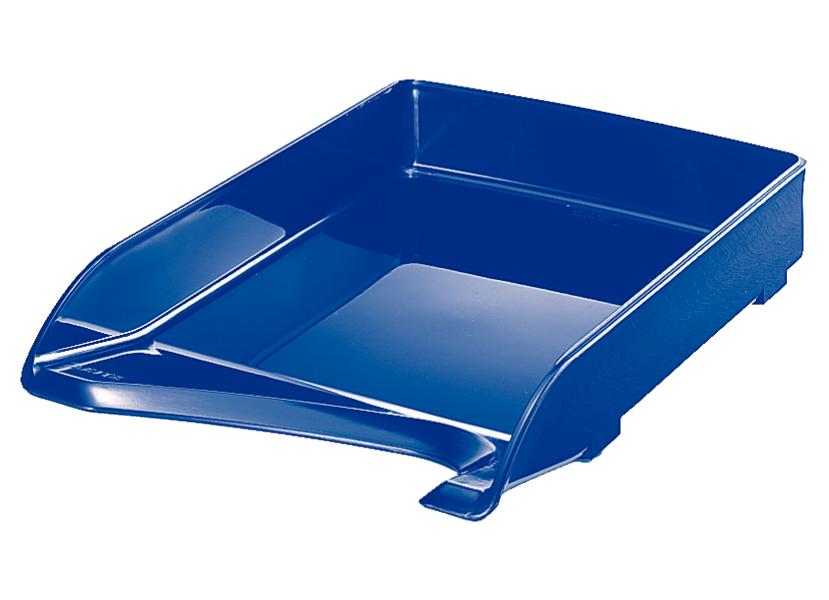 Leitz 52200035 Polistirolo Blu vassoio da scrivania