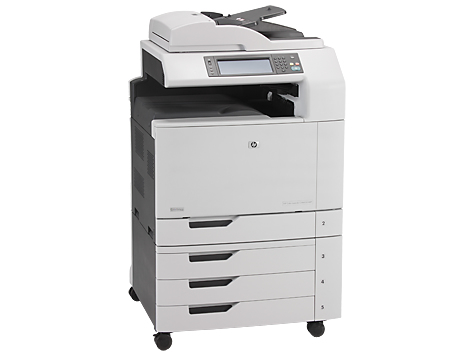 HP LaserJet CM6030f 1200 x 600DPI Laser A3 31ppm Grigio multifunzione