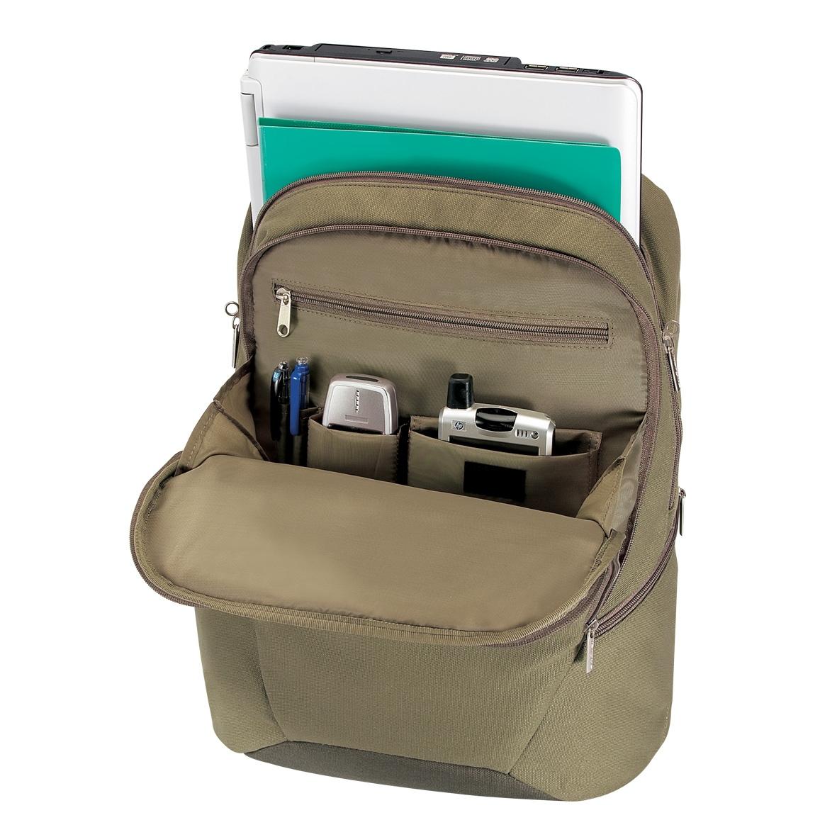 Targus 15 - 15.6 inch / 38.1 - 39.6cm Canvas Laptop Backpack