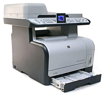 HP LaserJet Color CM1312nfi Multifunction Printer 600 x 600DPI Laser 12ppm multifunzione
