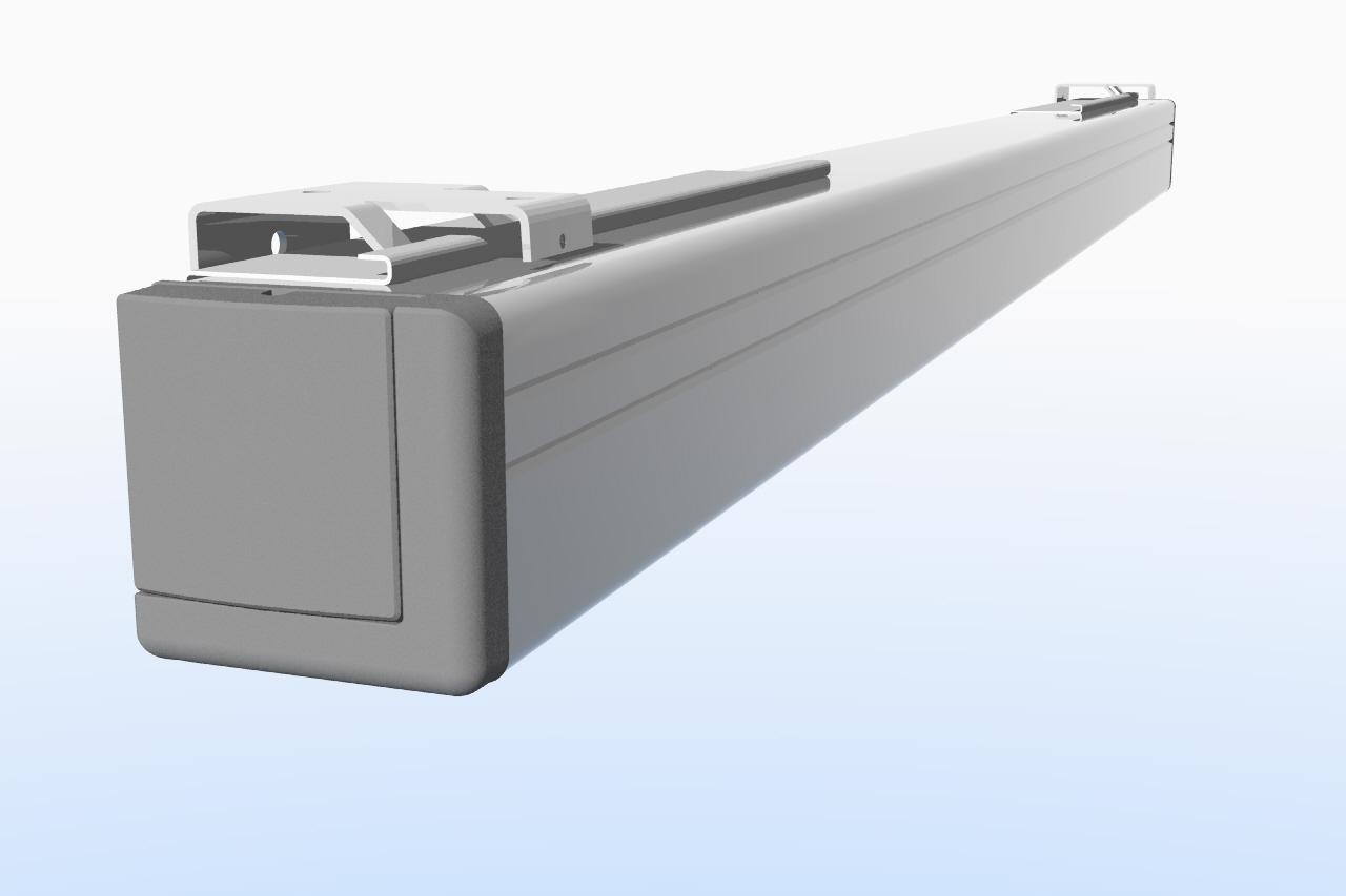 Projecta Elpro Electrol 200x200 Matte White M 1:1 schermo per proiettore