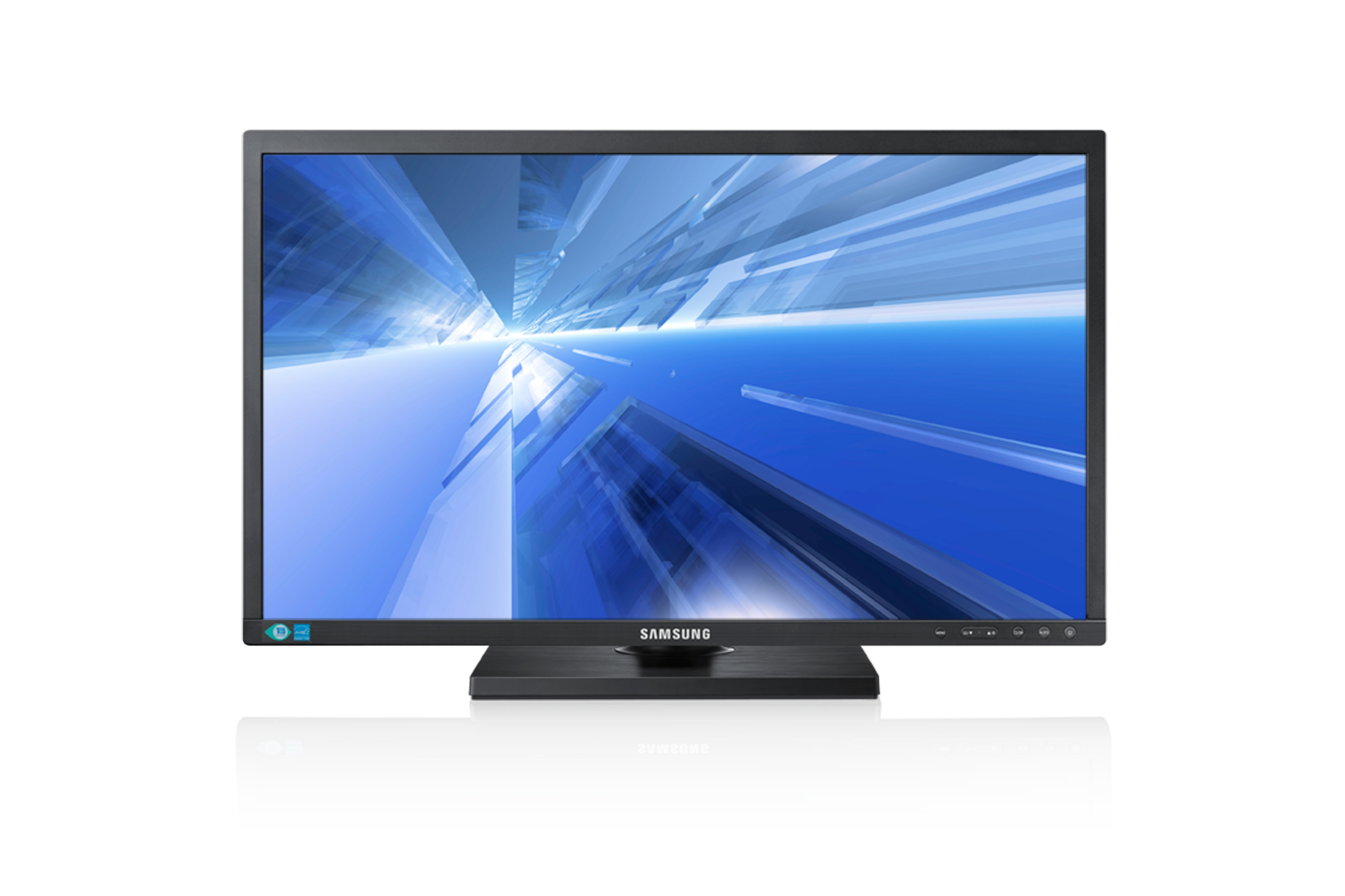 "Samsung S19C450BW 19"" TN+Film Nero monitor piatto per PC"