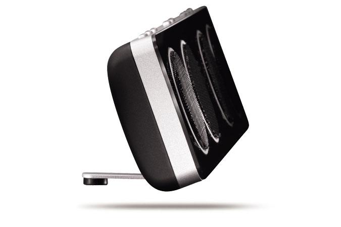 Logitech Pure-Fi Mobile Stereo Nero
