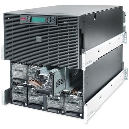 APC Smart-UPS On-Line Doppia conversione (online) 15000VA 8presa(e) AC Montaggio a rack/Torre Nero gruppo di continuità (UPS)