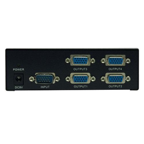 Tripp Lite B114-004-R VGA ripartitore video