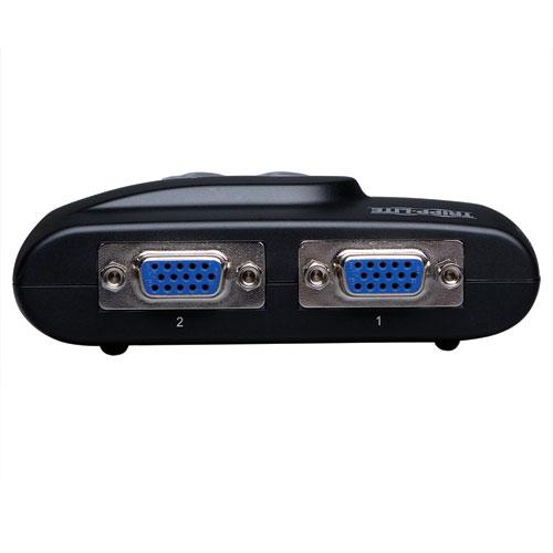 Tripp Lite B004-VPA2-K-R Nero switch per keyboard-video-mouse (kvm)
